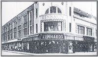 Kennards of Croydon, a department store, was a major highlight on the rare occasions my mother and I took the bus from Caterham to Croydon to go shopping. As a child I loved the pet department, with its rabbits, puppies and kittens