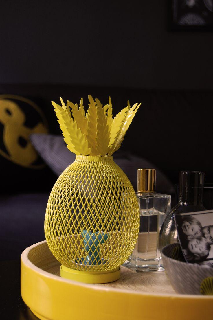 Ananas-Interior me!