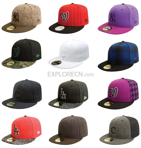 Customize New Era Caps, wholesale New Era Caps,promotional New Era Caps|ExploreCN.com