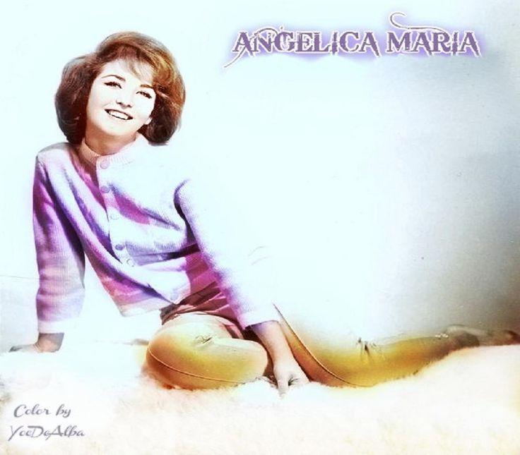 Angelica Maria La Eterna Consentida de America Novia de Mexico Dama del Espectaculo #angelicamaria #noviademexico #noviadeamerica #espectaculos #artista #baladas #musica