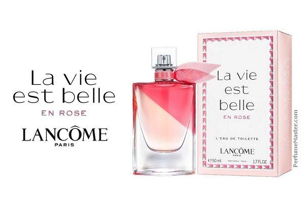 Lancome La Vie Est Belle En Rose New Perfume Perfume News Perfume Fragrance Set Fragrance