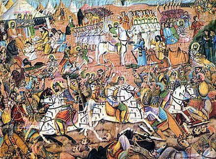 Battle of Karbala - Wikipedia, the free encyclopedia