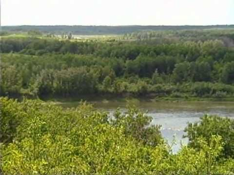 French accent across the Canadian prairies. Including French Metis.