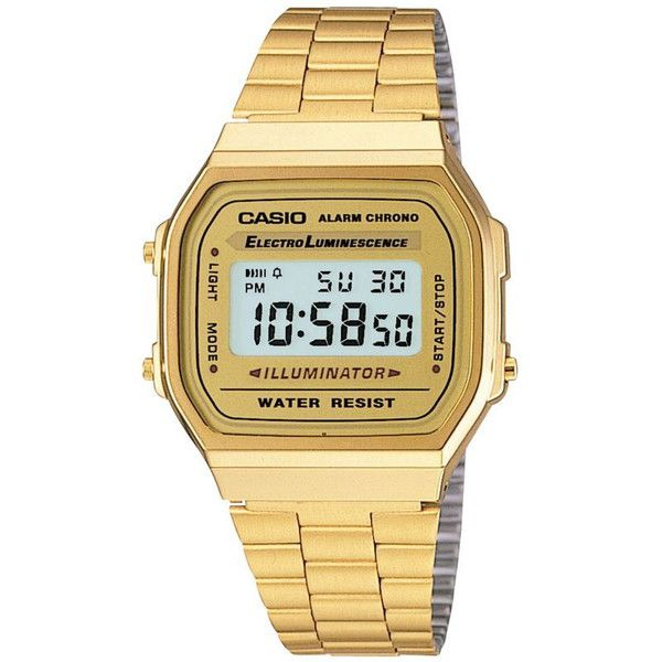 Reloj Casio Vintage A168WG Dorado
