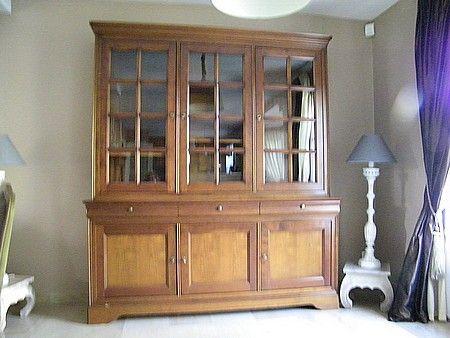 10 best meubles relookés images on Pinterest Antique furniture - comment peindre un meuble laque