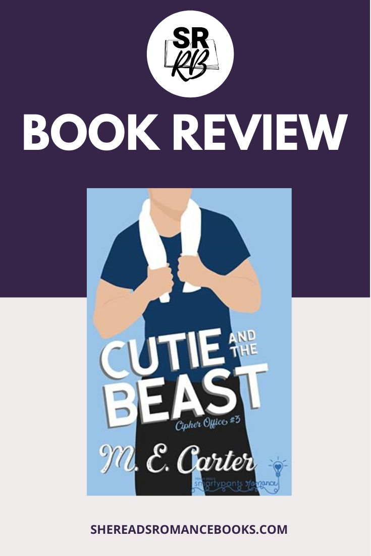 Book review cutie and the beast by me carter she