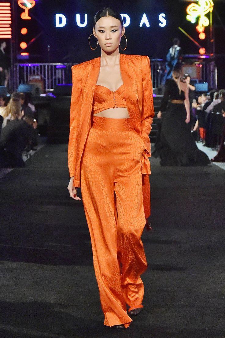 Dundas Spring 2019 Couture Fashion Show