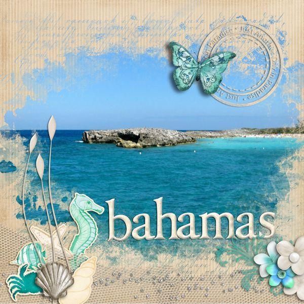Bahamas - Scrapbook.com