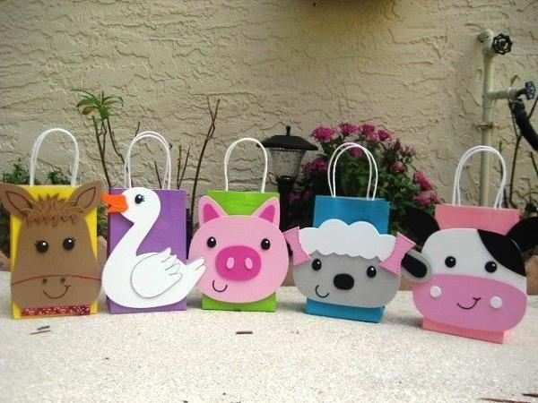 Bolsas para cumpleaños