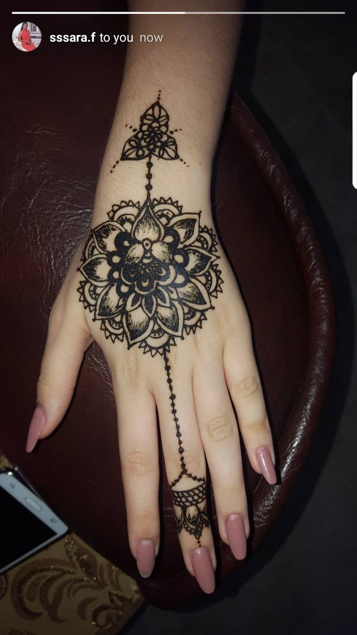 Pin by Aynur Gasi Sarac on loveajnurhenna Henna hand