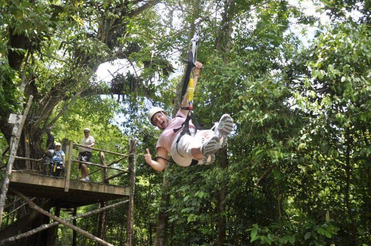 Jamaica Zipline Adventure Tours