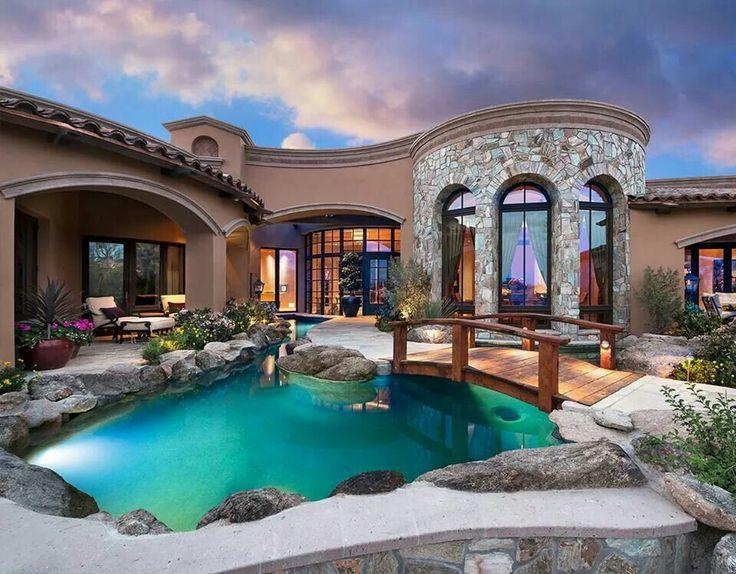 Modern Mansion Exterior 538 best backyards & gardens images on pinterest | architecture