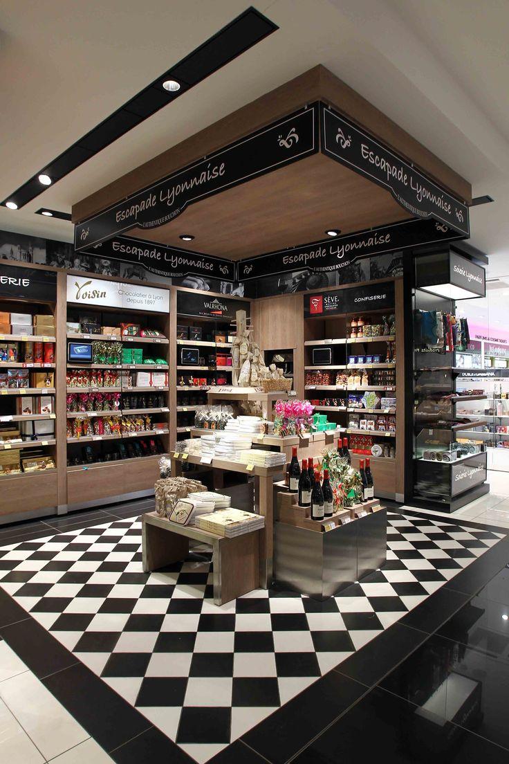 Aélia | Corner escapade lyonnaise, duty free airport, produits locaux | Groupe Lindera