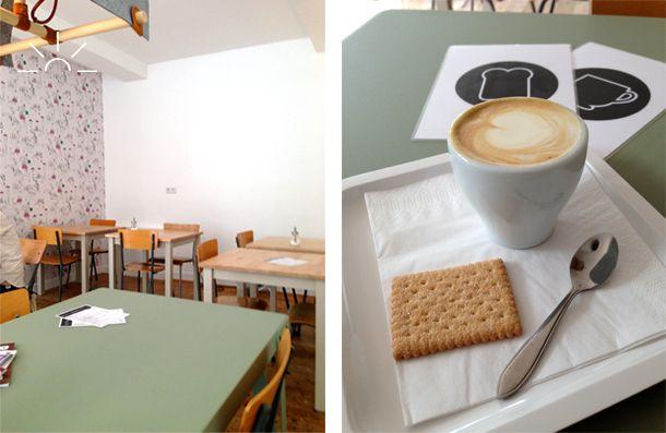 Koffie&ik, Utrecht.