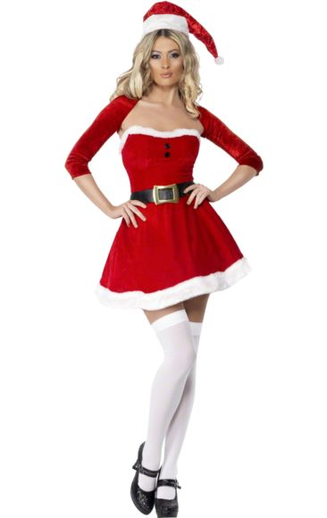 Fever Miss Santa Costume. Too early i know!