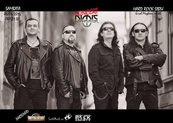 Concert Nimic Intamplator in Hard Rock din Sibiu