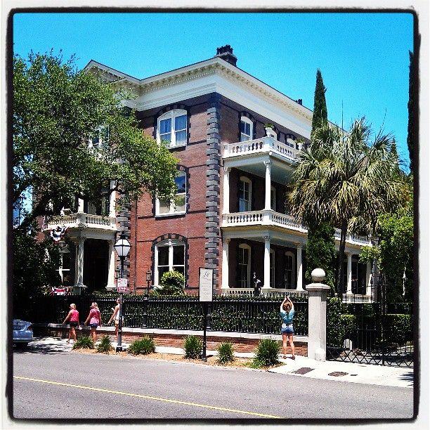 Calhoun Mansion in Charleston, SC