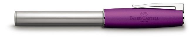 LOOM Metallic Violet Rollerball