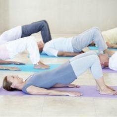 Exercices Pilates : des exercices de pilates pour débutants - Doctissimo - Diaporama Forme - Doctissimo