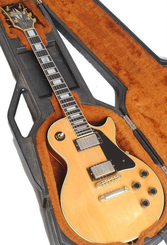 1981 Gibson Les Paul Custom Electric Guitar!!!