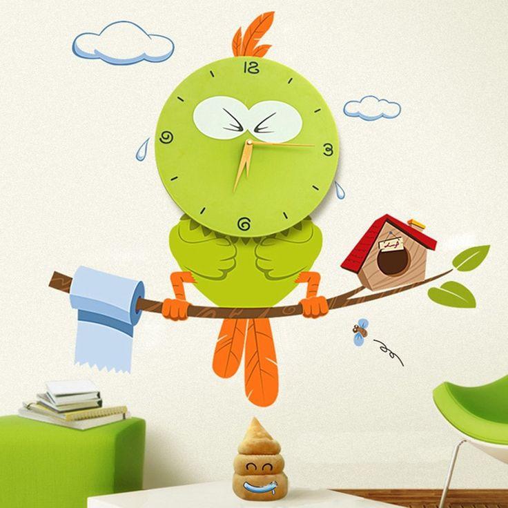 Best Kids Wall Clocks Ideas On Pinterest Cute Clock Clocks - Wall clock for kids room