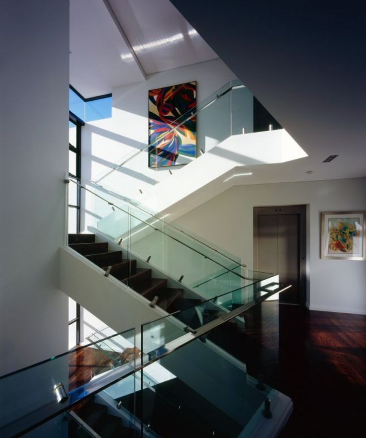Australian Luxury Seafarer Residence By Jared Poole Optimises Throughout This 4 Story Home Contains Multiple Bedrooms An Innovativ
