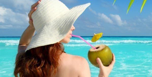 Sabe bem na praia,esta bebida.