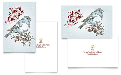 49 best Holiday  Christmas Card Templates images on Pinterest