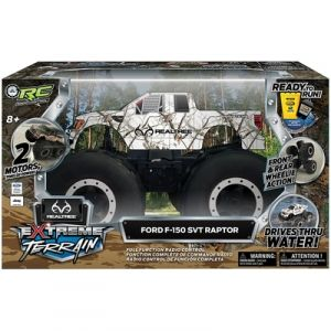 1/8 Scale Realtree R/C Ford F-150 SVT Raptor Truck