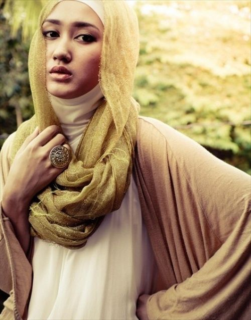 Hijab for Girls in Modern Fashion and Styles   Hijab 2013 to 2014