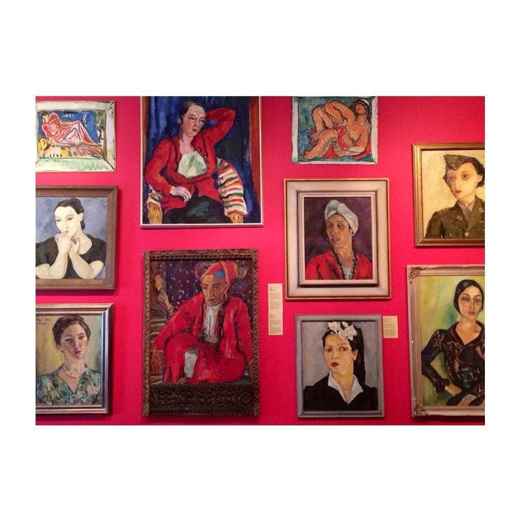love these portraits found by grant gibson via irma stern gallery! #capetown #southafrica