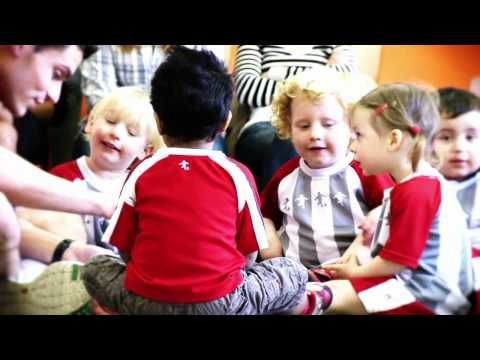 Little Kickers Commercial - Franchising