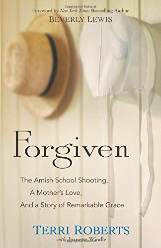 "Read an excerpt from ""Forgiven"" by Terri Roberts, then enter to win a copy of the book!"