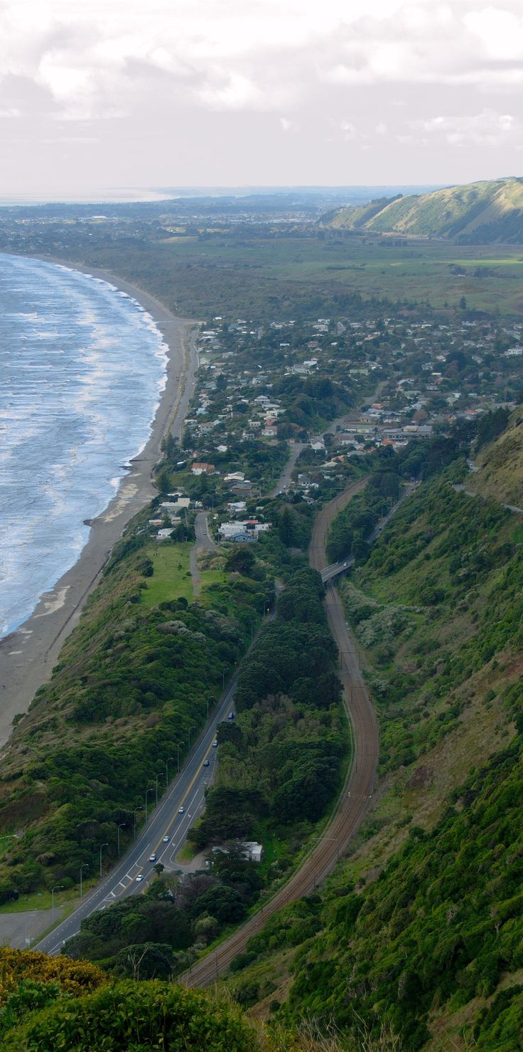 Paekakariki is a town in the Kapiti Coast District in the south-western North Island of New Zealand. It is 22 km north of Porirua and 45 km north-east of Wellington, the nation's capital city.