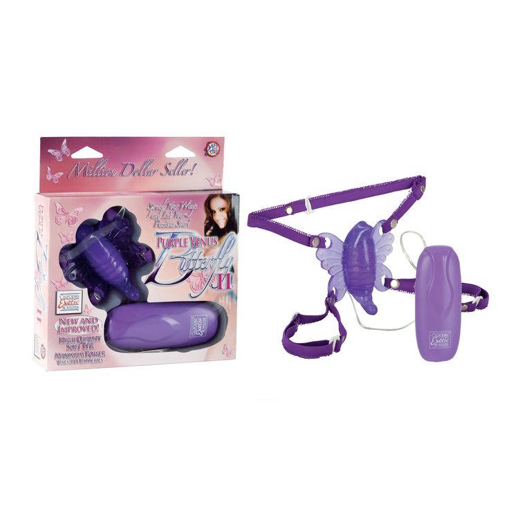 Venus Butterfly Ii-Purple - SE060114