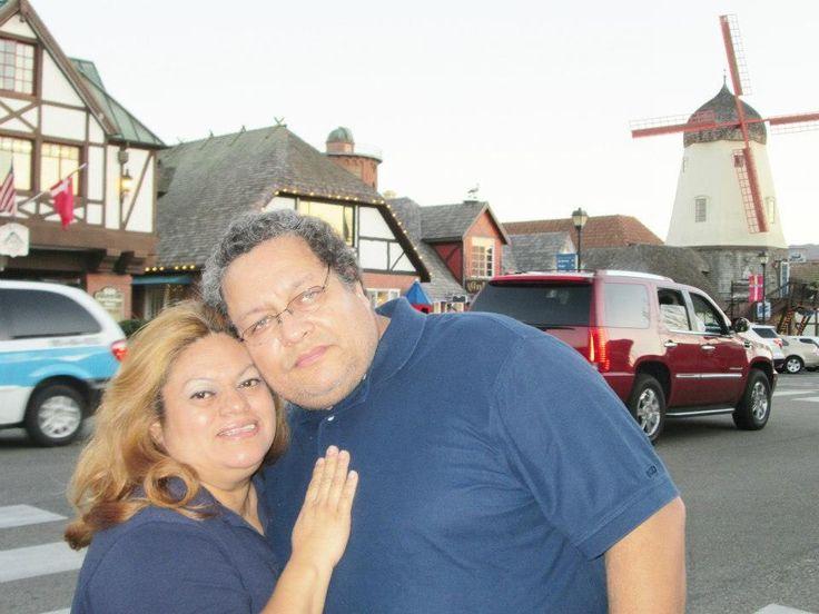 Mi esposa y yo!