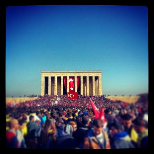 10 Kasım Anıtkabir