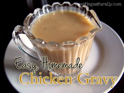 how to make homemade gravy with flour and grease
