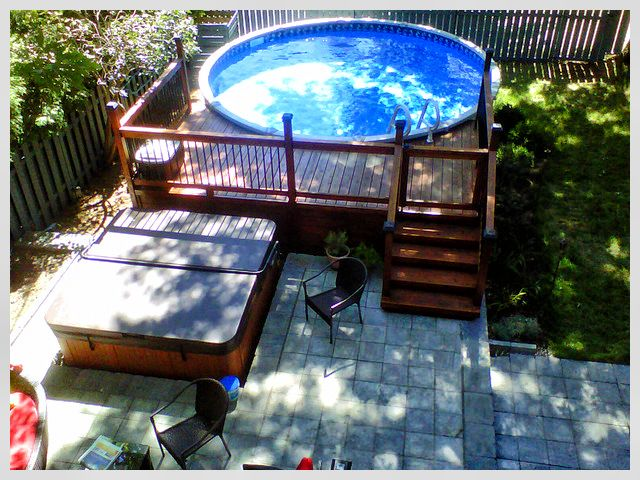 The Benefits of the Above Ground Swimming Pools