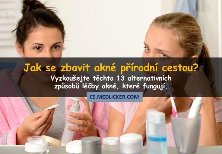 Co pomáhá na akné? Zkuste léčbu přírodní cestou těmito přípravky! https://cs.medlicker.com/1286-akne-prirodni-lecba