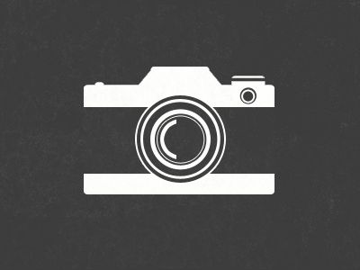 camera icon: by maleika e a
