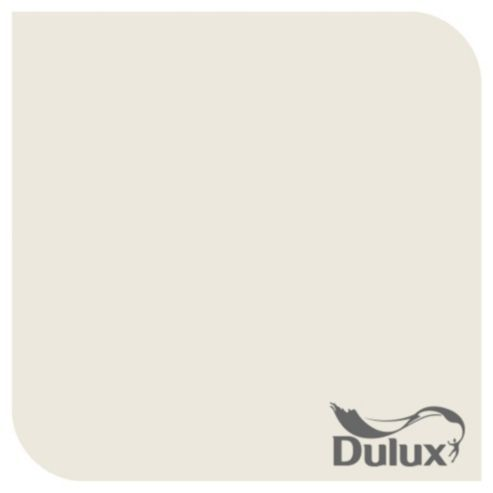 Dulux Silk Emulsion Paint, White Mist