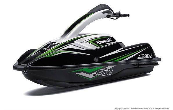 2017 Kawasaki Jet Ski® SX-R™ for sale in Victoria, TX | Dale's Fun Center (866) 359-5986