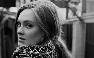 Adele is so beautiful