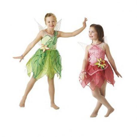 #Disfraz #Campanilla y #Roseta Perfecto para tus fiestas, mercadisfraces tú #tienda de #disfraces #online