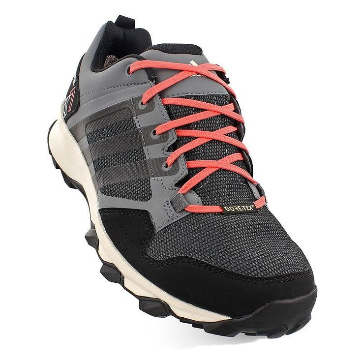 Adidas Outdoor Kanadia 7 Trail Gore-Tex Women's Trail Running Shoes, Size: 10.5, Grey
