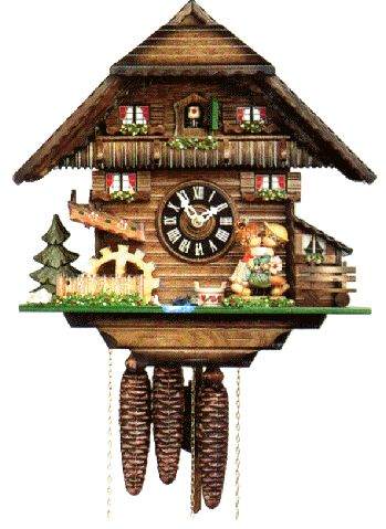 Jordan and I love Solvang, and we go all the time because he used to live there. We love the Coo Coo Clock store! They are very expensive, but we WILL get one someday, just like this one.