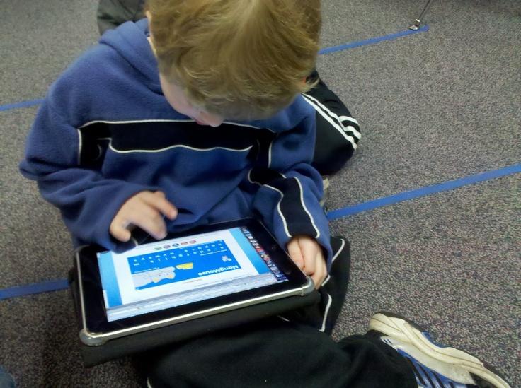 Digital Kindergarten: There's an App for that: Using iPads in Kindergarten Schedule