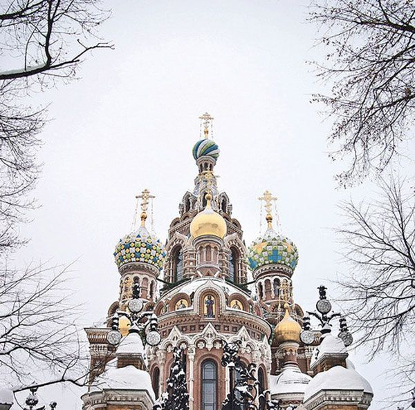 hopefully one day....Church of Our Savior on the Spilled Blood -   Church of the Resurrection, St. Petersburg, Russia