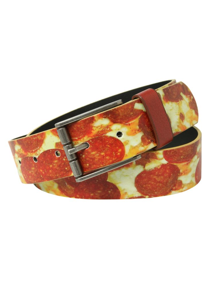I love pizza but it goes straight to my waist.